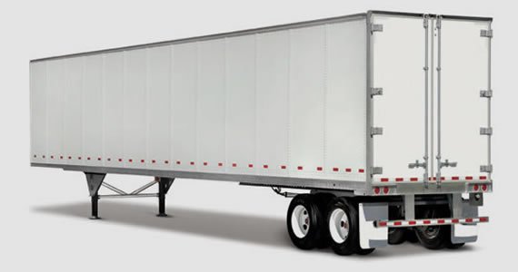 Rolling Storage Trailer for Rent or Purchase