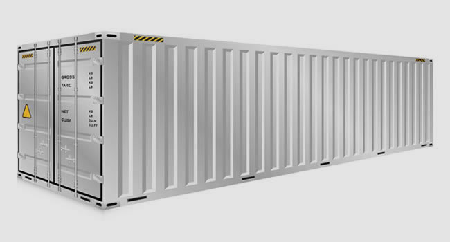 40 ft Storage Container for Rent or Purchase