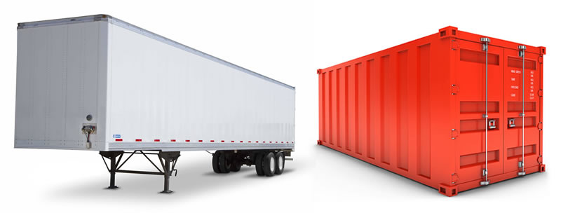 Rolling Storage Trailers and Conex Container Rental and Sales Upstate SC