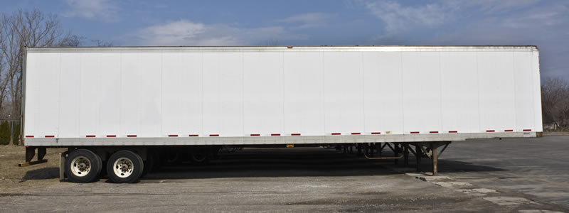 Storage Trailer Sales and Rental Upstate SC